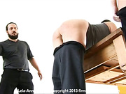 Leia-Ann Woods caning