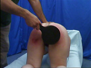 Gina's First Spanking Experience
