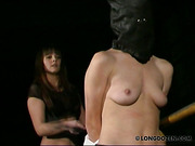 Angie and Lola got punished