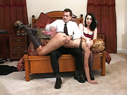 Double Spanked - Part 1