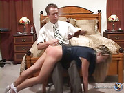 Paddled & Possessed - The Spanking