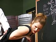 Nikki Spanked 3-B
