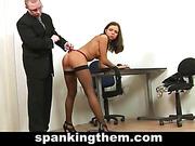 New shameful secretary duty