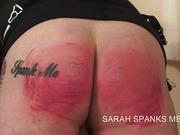 Spank me Sarah