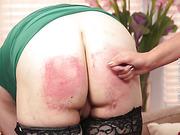 Her mature ass