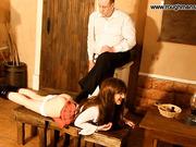 Punishment school girl Katya