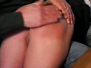 Wife Gets Her Bottom Spanked