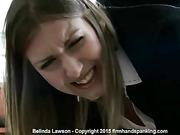 Belinda Lawson tests Earl Grey's technique