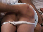 Welles tube spank daughter