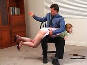 Darling interview spanking