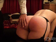 Caning porn film