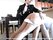 Navy promotion for Dani Daniels