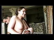 Dani Daniels in meltdown as she's spanked