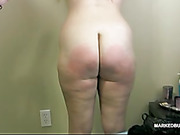 Pure Punishment: Marilyns Nude Strapping