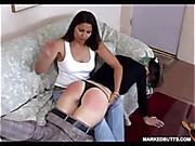 Dressed For A Spanking - Part 1