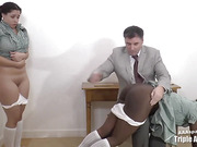 A TEARFUL DETENTION