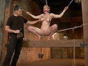 Gorgeous rope slut Darling